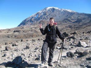 Kilimandzsáró motiváció