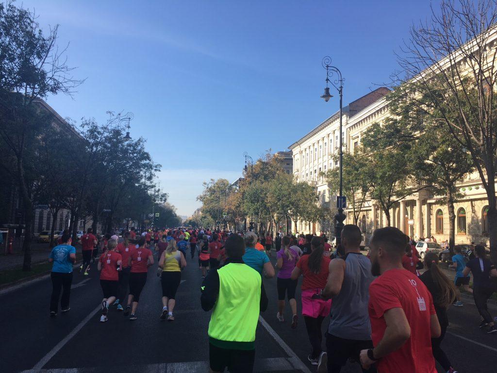 futóverseny Budapest