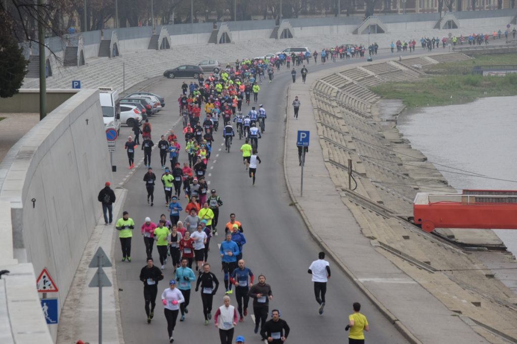 Futóverseny Szegeden