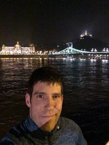 Szabadság-híd futás