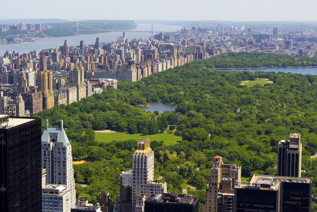New York-i Central Park