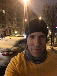 Edzés hóban