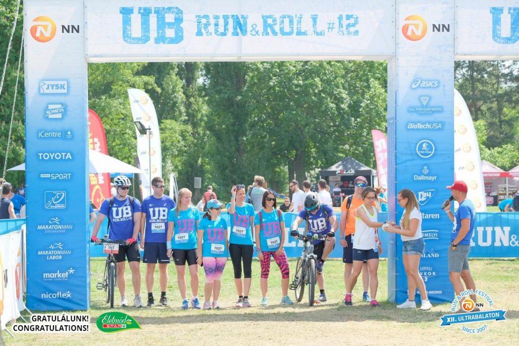 UB futás