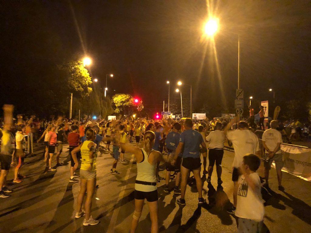Szegedi éjszakai félmaraton