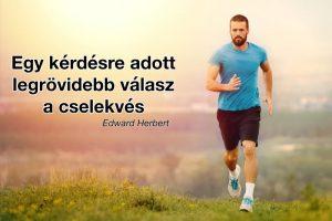 Futás motivációs idézet