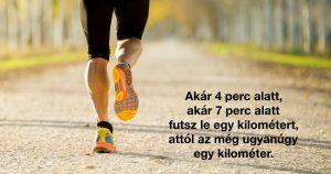 Idézet futásról