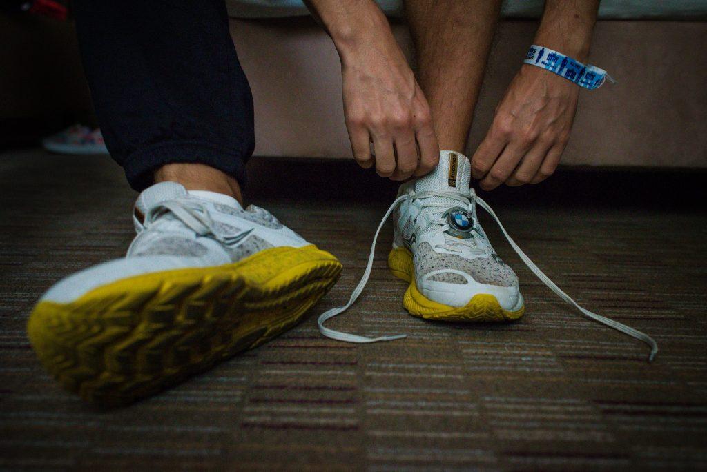 Berlin marathon cipő