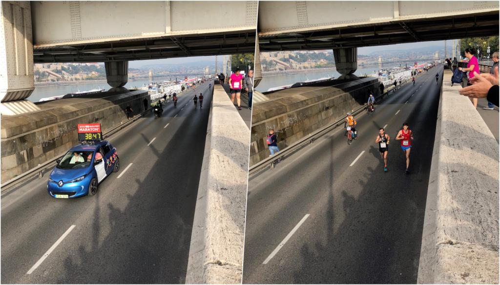 Spar maraton élmezőny