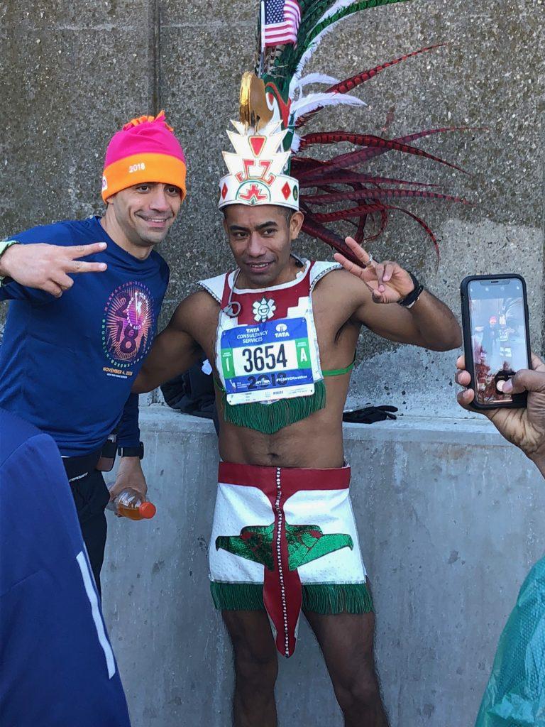 Mexican runner