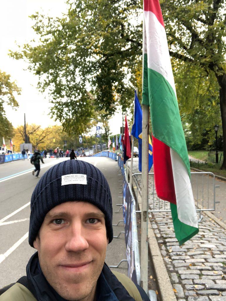 New York maraton