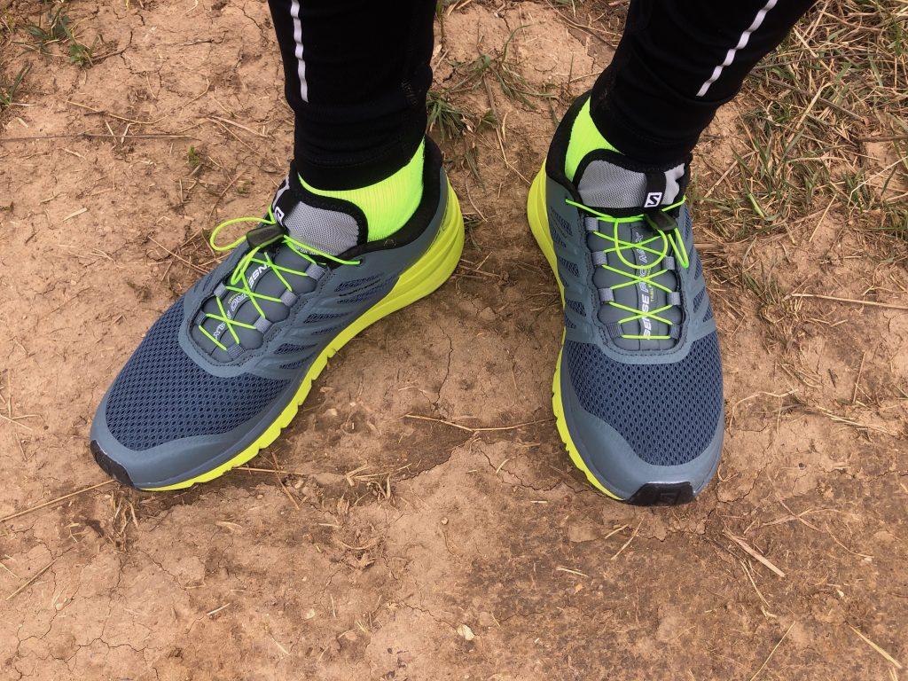 Terep futó cipő