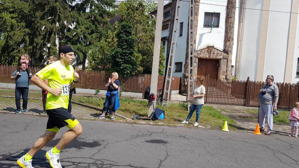 Wekerle futás futó mozgás