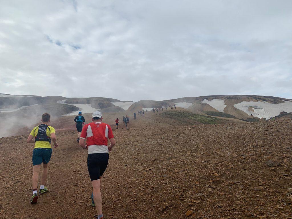 Laugavegur Ultra Marathon hófoltok