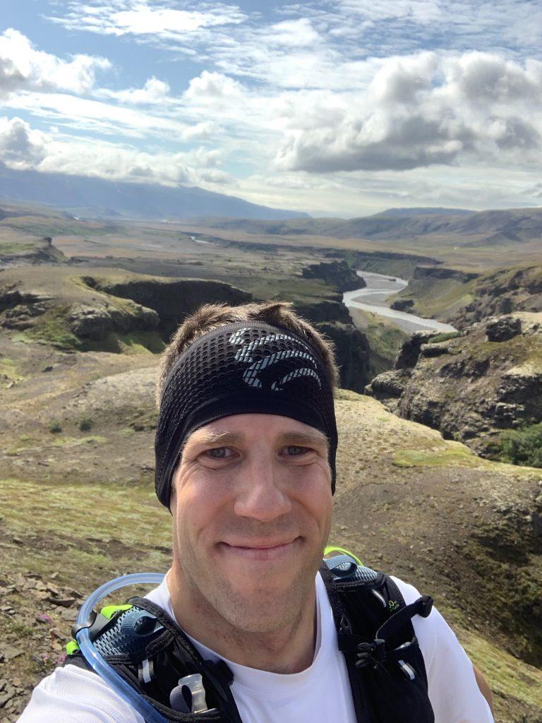 Laugavegur Ultra Marathon kilátás