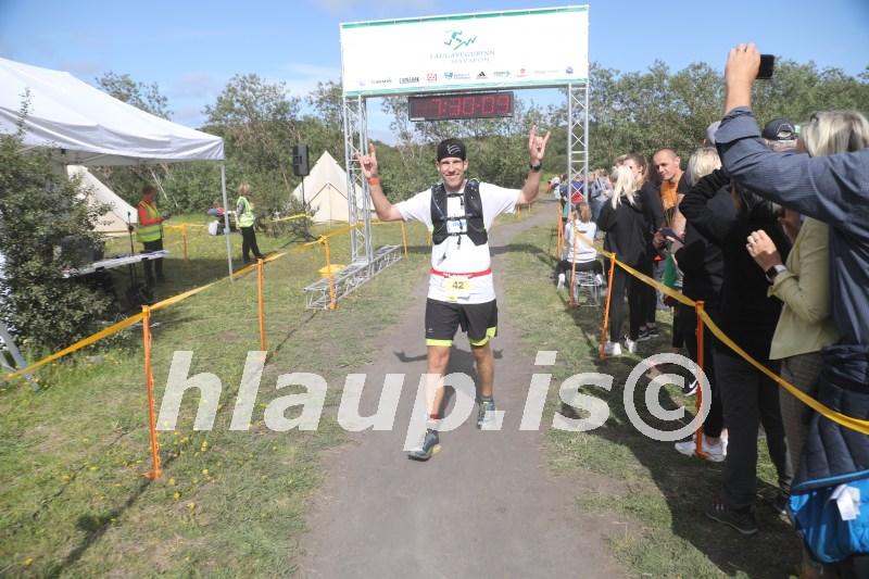Laugavegur Ultra Marathon célfotó